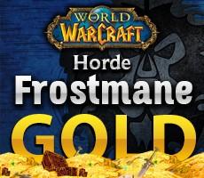 World of Warcraft Frostmane Alliance 1.000 Gold