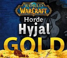 World of Warcraft Hyjal Alliance 1.000 Gold