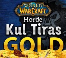 World of Warcraft Kul Tiras Alliance 1.000 Gold