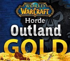 World of Warcraft Outland Alliance 1.000 Gold