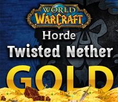 World of Warcraft Twisting Nether Alliance 1.000 Gold